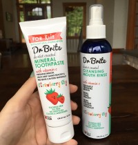 Dr. Brite Oral Care for Kids Review