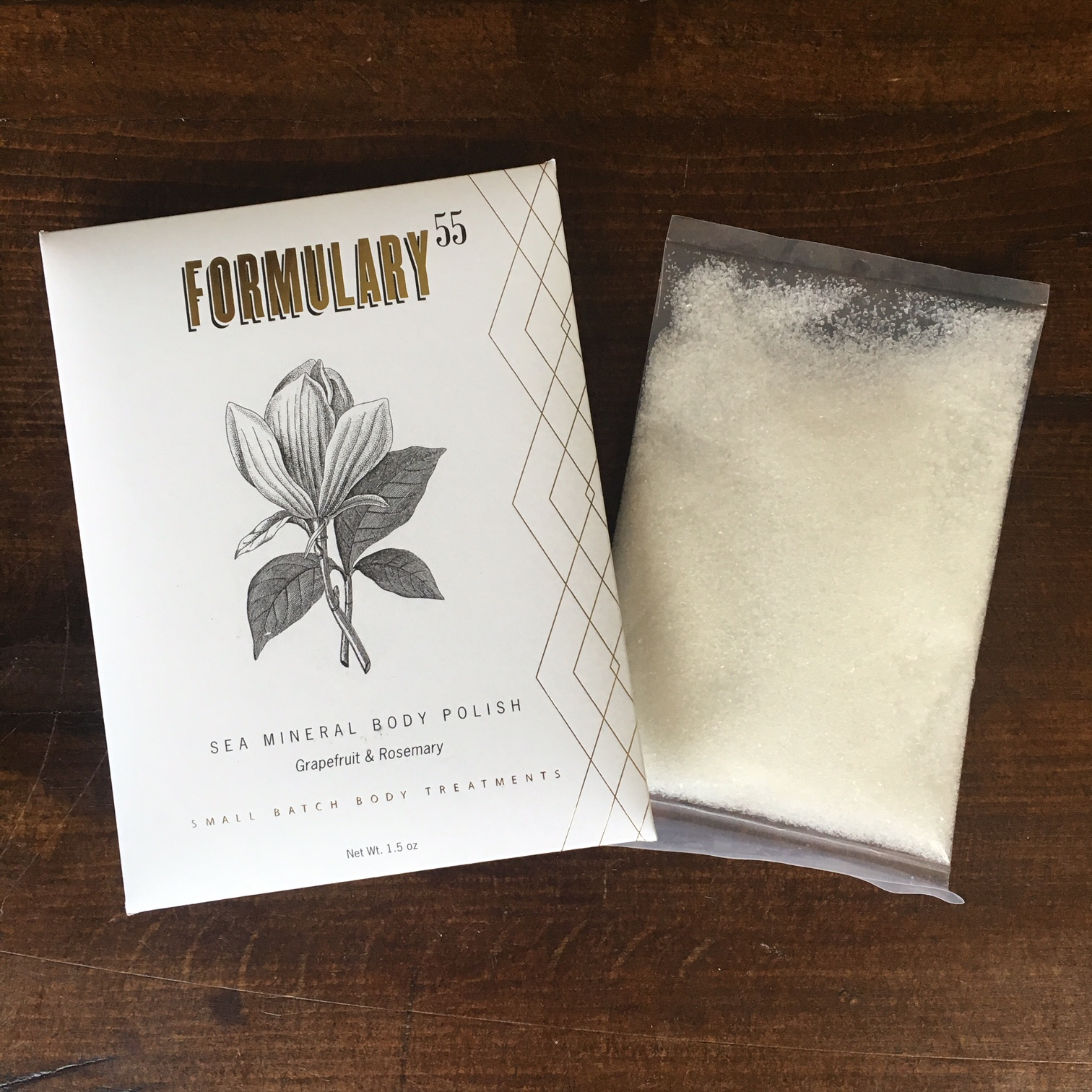 Formulary 55 Body Polish