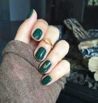 Nails of the Day: LVX Oasis (Fall 2016 Collection)