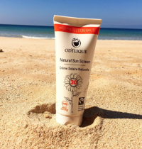Odylique: All-Natural Vegan Sunscreen in the UK
