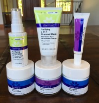 Derma e Anti-Aging Skincare Regimen + Review