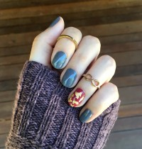Nails of the Day: LVX Ashe & Brique
