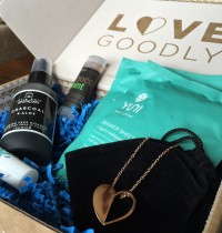 Love Goodly August/September 2016 Subscription Box Review + Coupon