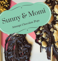 Easy-Peasy Chocolate Pops [VIDEO]