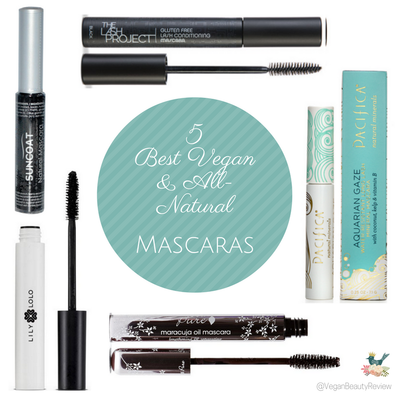 5 best vegan all natural mascaras vegan beauty review vegan and cruelty free beauty. Black Bedroom Furniture Sets. Home Design Ideas