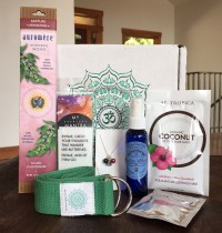 BuddhiBox Yoga Subscription Box September 2016 Review