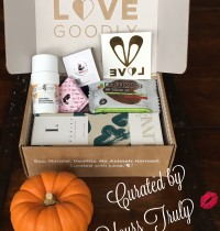 LOVE GOODLY Oct/Nov 2016 Subscription Box Review + Coupon