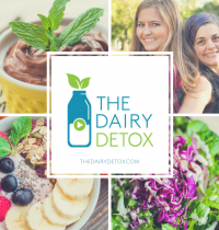 The Dairy Detox: In Just 12 Days, Dairy-Freedom Can Be Yours!