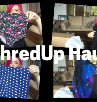 Peep My Latest ThredUP Haul! (16 Items for Just Over $100)