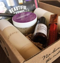 September 2016 Vegan Cuts Beauty Box Review