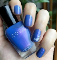 Nails of the Day: Zoya Saint
