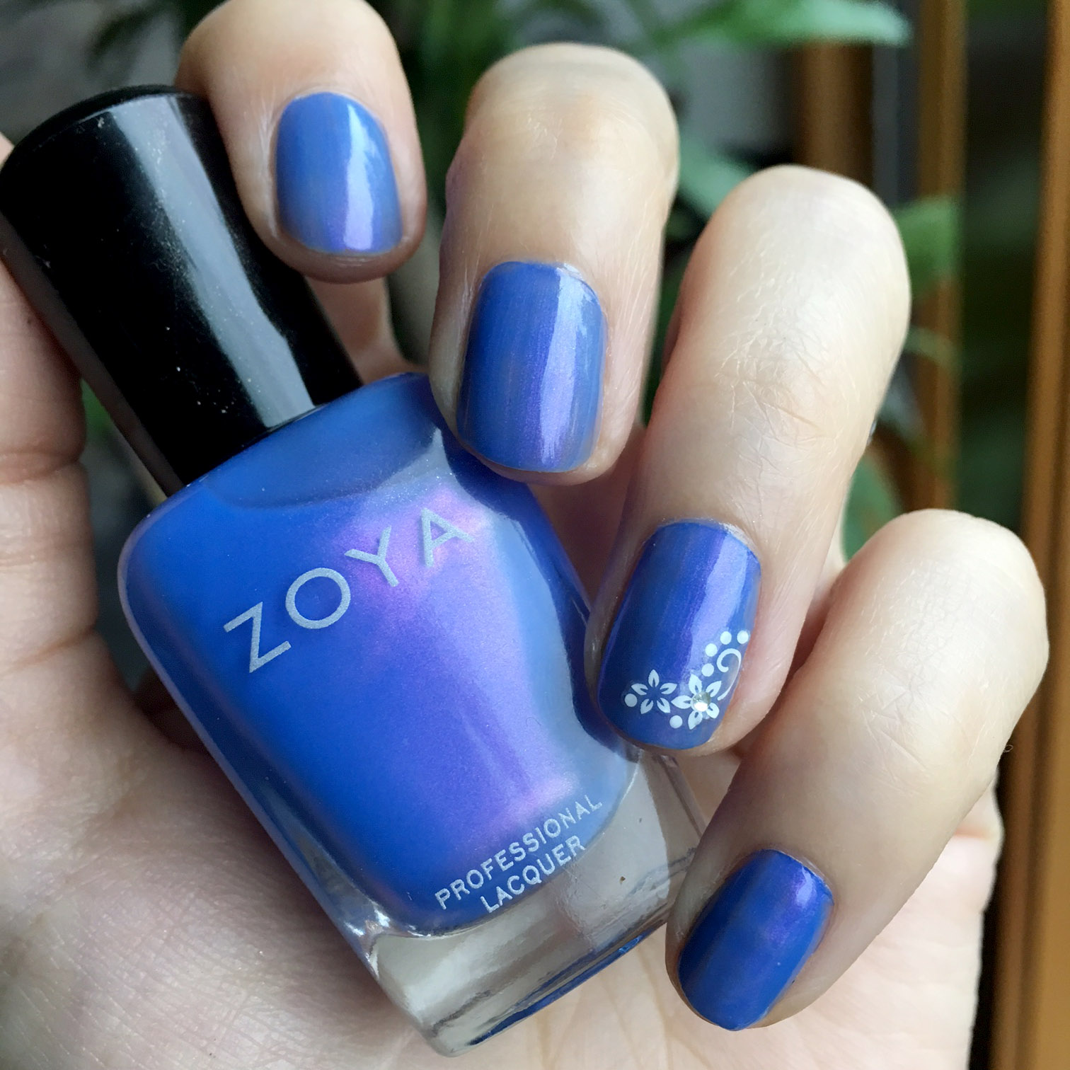 Nails of the Day: Zoya Saint : Vegan Beauty Review | Vegan and ...