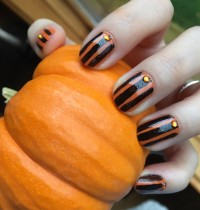 Cruelty-Free Halloween Nails Ft. Raga Varnish and Mineral Fusion