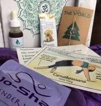 BuddhiBox Yoga Subscription Box October 2016 Review