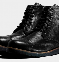 Charlie Butler Launches Kickstarter for Stylishly Durable Vegan Shoes