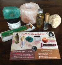 Goddess Provisions October 2016 Box Review