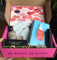 Petit Vour Vegan Beauty Box October 2016 Review