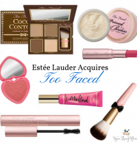 Estée Lauder Acquires Too Faced, Cruelty-Free Status Update