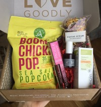 LOVE GOODLY Dec/Jan 2016 Subscription Box Review + Coupon