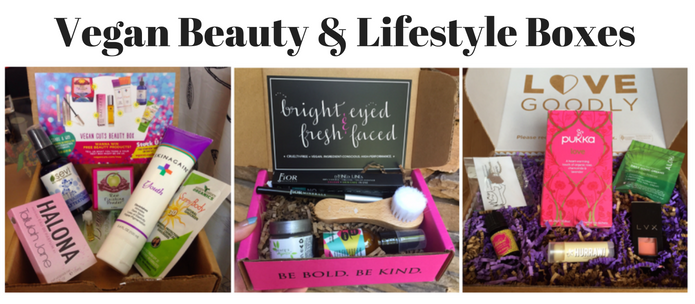 holiday gift guide vegan subscription boxes