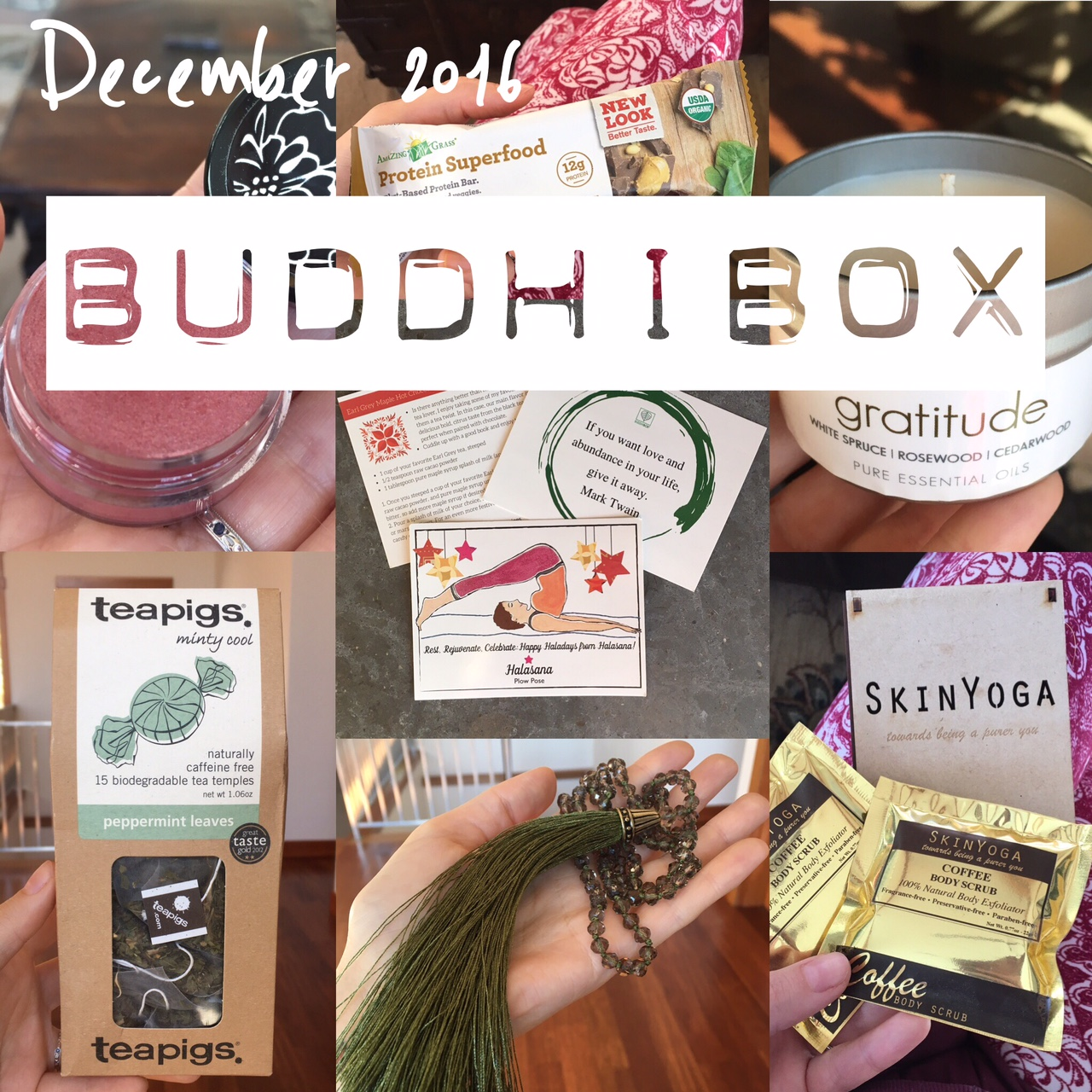 buddhibox-december-2016