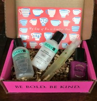 Petit Vour Vegan Beauty Box January 2017 Review