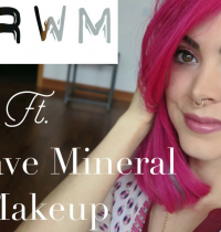 GRWM featuring Monave Mineral Makeup {Vegan & Cruelty-Free}