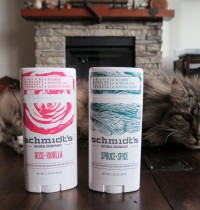 VBR Rave: New Scents from Schmidt's Natural Deodorant