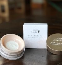 Holy Grail Beauty Product: 100% Pure's Bamboo Blur Powder