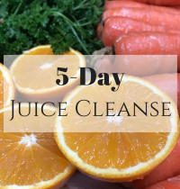 Join Me for a 5-Day Juice Cleanse!