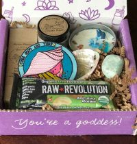 Goddess Provisions Subscription Box Review – March 2017