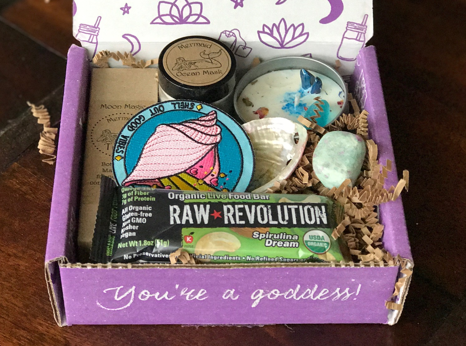 Goddess Provisions March 2017