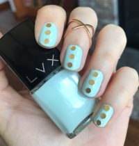 Nails of the Day: LVX Seychelle
