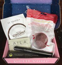 Petit Vour Vegan Beauty Box February 2017 Review