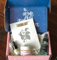 Petit Vour Vegan Beauty Box March 2017 Review