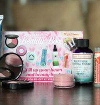 February 2017 Vegan Cuts Beauty Box Review