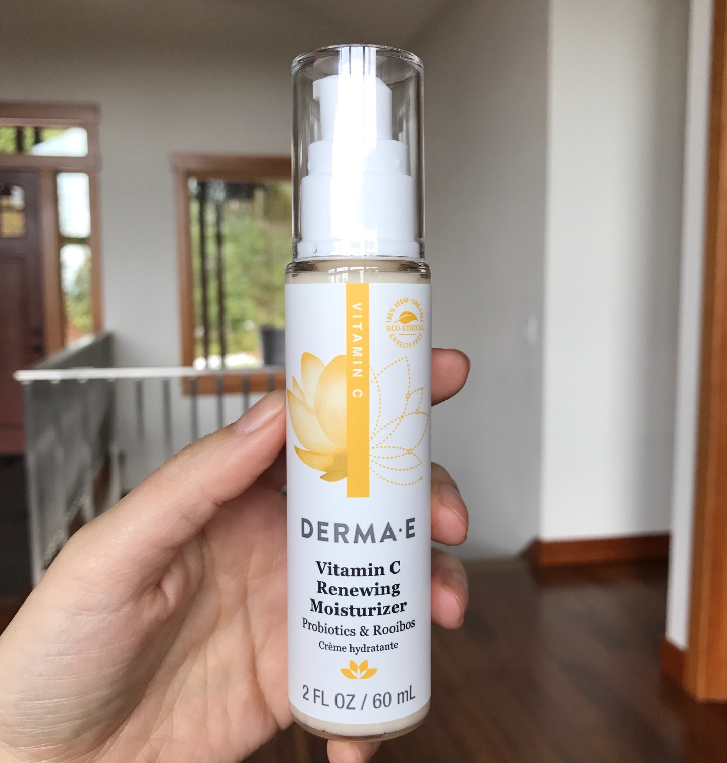 Derma e renewing moisturizer