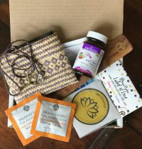 BuddhiBox Yoga Subscription Box Review – March 2017