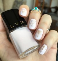 Nails of the Day: LVX Coquillage