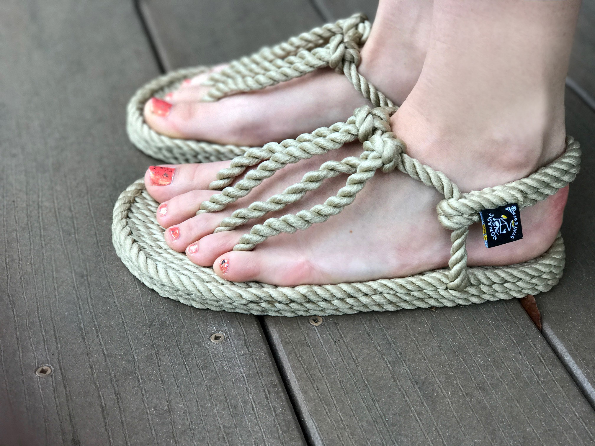 Nomadic State of Mind handmade sandals