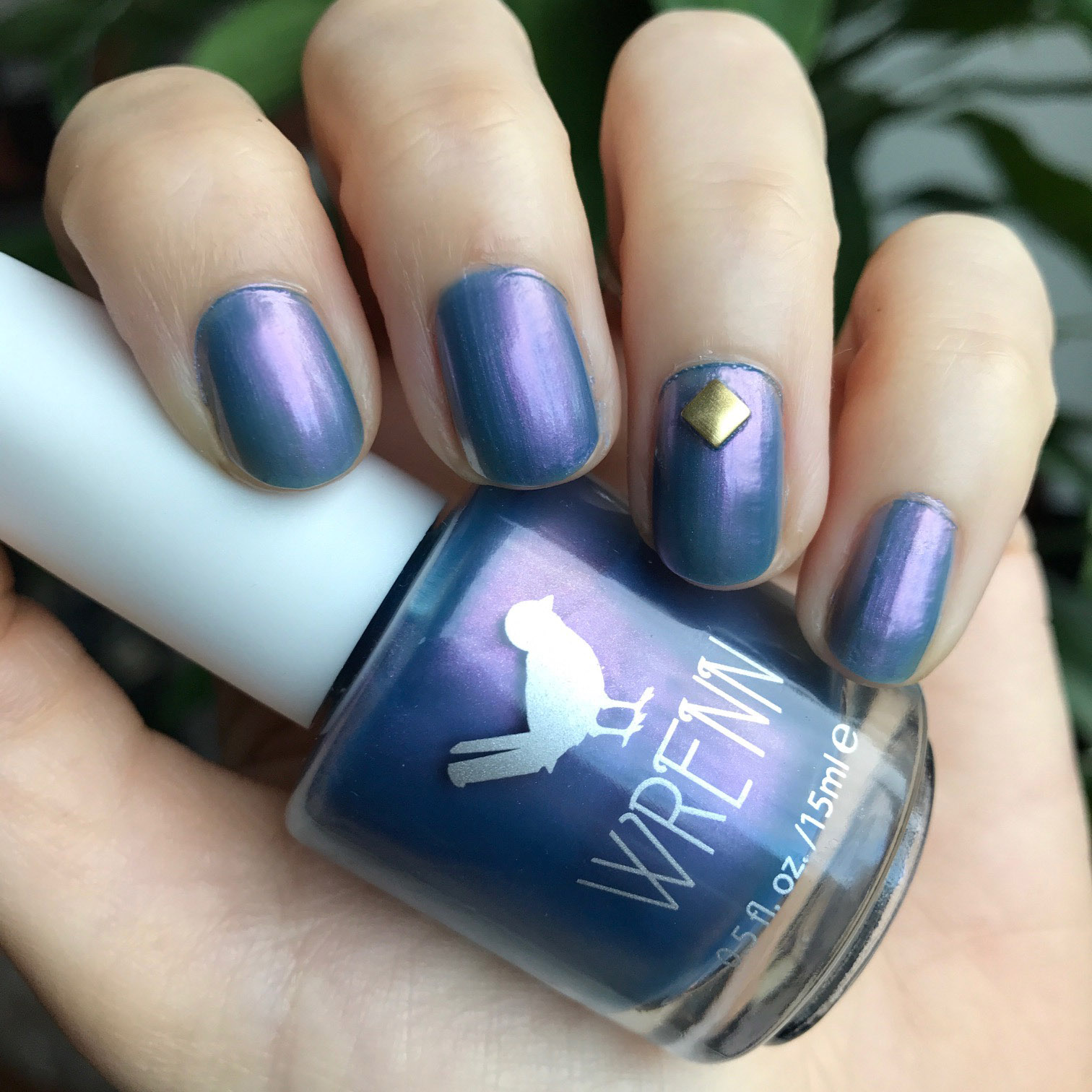 Shop Wrenn PeriTwinkle nail polish