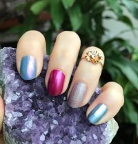 Peep Shop Wrenn's Newest Vegan Nail Polish Shades