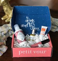 Petit Vour Vegan Beauty Box April 2017 Review