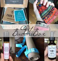 BuddhiBox Yoga Subscription Box Review + Coupon – April 2017
