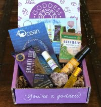 Goddess Provisions Subscription Box Review – June 2017