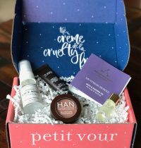 Petit Vour Vegan Beauty Box May 2017 Review
