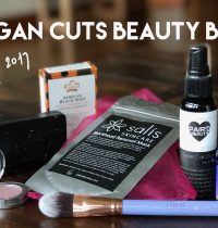 May 2017 Vegan Cuts Beauty Box Review