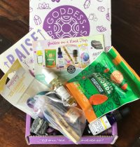 Goddess Provisions Subscription Box Review – July 2017