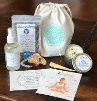 BuddhiBox Yoga Subscription Box Review + Coupon – August 2017