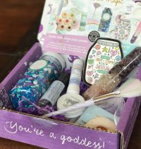 Goddess Provisions Subscription Box Review – August 2017